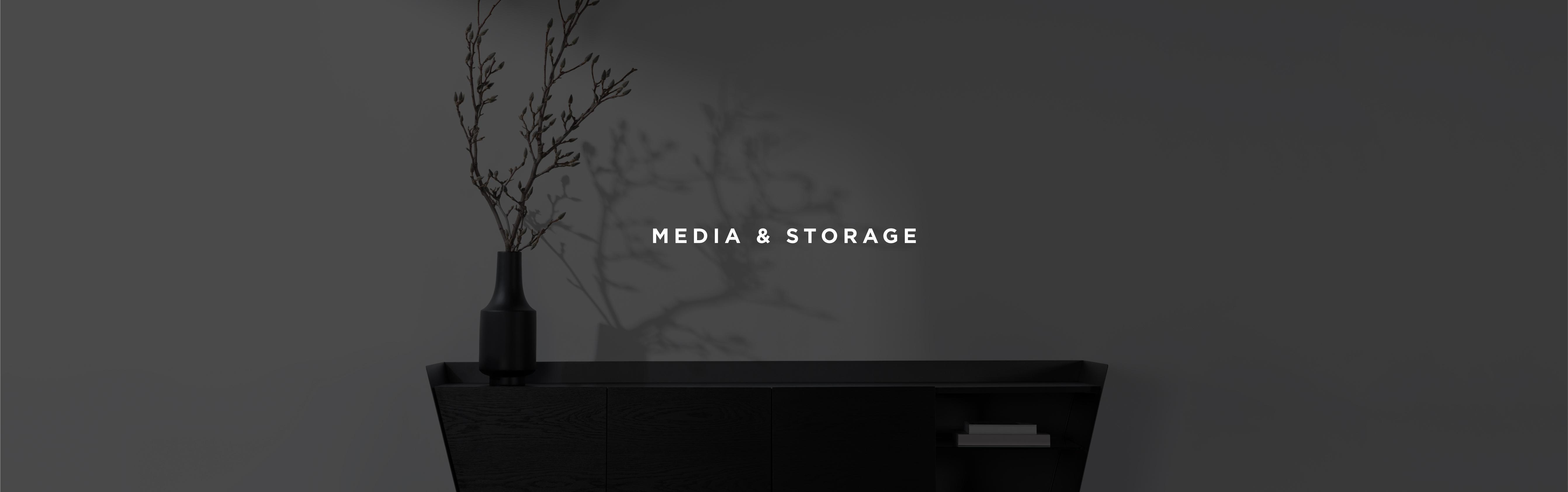 MEDIA & STORAGE