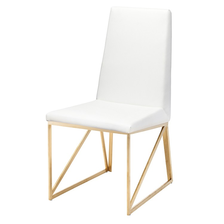 d23d903598e CAPRICE DINING CHAIR. WHITE