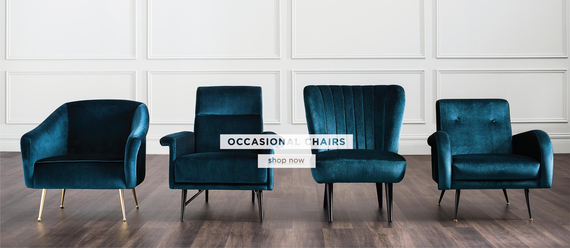 Ocassional Chairs